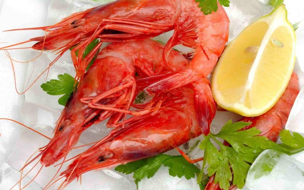 Dried Jinga shrimp